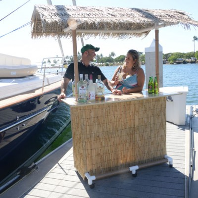Portable Tiki Bar - The Islander Package