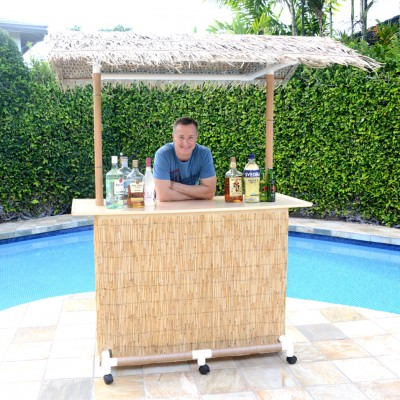 Portable Tiki Bar - Luau Party Package