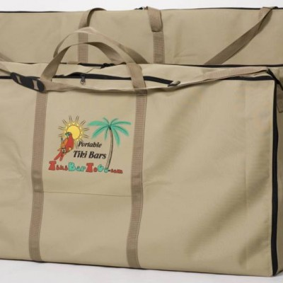 Portable Tiki Bar Carry Bags