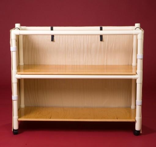 Tiki Bar Additional Storage Shelf