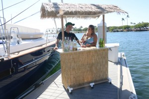 Portable Tiki Bar - The Islander Package
